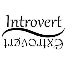 introvert v extrovert